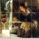 Alma-Tadema Historical Bedroom Floor Wall Murals Interior Decor