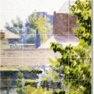 Anschutz Garden Wall Tile Shower Murals Remodeling House Modern