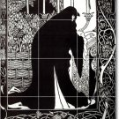 Beardsley Illustration Room Murals Floor Idea Decorating House
