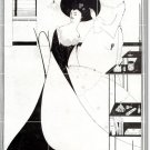 Beardsley Illustration Tiles Bedroom Floor Remodel Residential