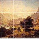 Bierstadt Landscapes Floor Room Dining Tile House Remodel Decor
