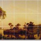 Bierstadt Landscapes Kitchen Murals Wall Ideas Home Renovations