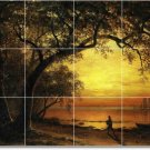 Bierstadt Waterfront Wall Room Tiles Residential Renovate Ideas