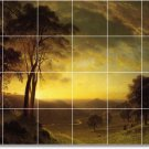 Bierstadt Landscapes Tiles Room Dining Wall Mural House Remodel