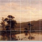 Bierstadt Landscapes Mural Bedkitchen Tiles Floor Decor Remodel
