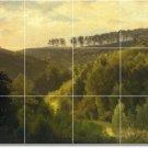 Bierstadt Landscapes Wall Murals Backsplash Wall Interior Decor