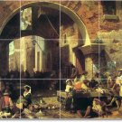 Bierstadt Historical Floor Room Mural Living Decor Design Floor