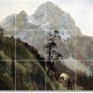 Bierstadt Landscapes Living Murals Room Wall Home Remodel Ideas
