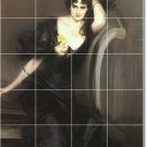 Boldini Women Bathroom Mural Shower Tiles Construction Idea Home