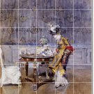 Boldini Women Room Dining Floor Mural Interior Ideas Remodeling