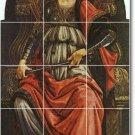 Botticelli Religious Wall Room Wall Murals Remodel Floor Modern
