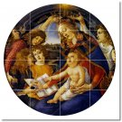 Botticelli Religious Room Dining Tile Floor Remodeling Commercial