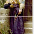 Bouguereau Women Room Floor Mural Living Renovate House Modern