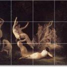 Bouguereau Mythology Bathroom Floor Tiles Remodeling Design House