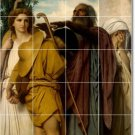 Bouguereau Religious Bathroom Tiles Floor Design House Remodeling