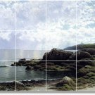 Bricher Waterfront Room Tile Mural Dining Renovate Modern Home