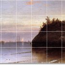 Bricher Waterfront Mural Room Tiles Wall Modern Decorate House