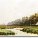 Bricher Waterfront Mural Wall Room Tiles House Modern Decorate