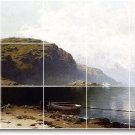 Bricher Waterfront Mural Wall Tiles Room House Decorate Modern
