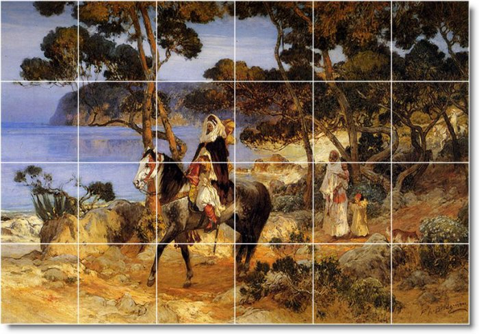 Bridgman Horses Dining Wall Wall Mural Room Ideas House Remodel