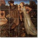 Burne-Jones Historical Bathroom Tiles Renovations Modern House