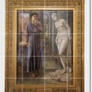 Burne-Jones Mythology Dining Tile Wall Mural Room Remodel Home