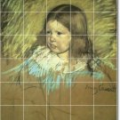 Cassatt Children Room Mural Wall Tiles Home Renovations Modern