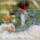 Cassatt Mother Child Wall Room Floor Murals Idea Renovation House