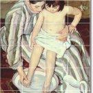Cassatt Mother Child Floor Kitchen Wall Murals Design Home Modern