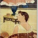 Cassatt Women Mural Wall Shower Tiles Renovations Idea Interior