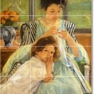 Cassatt Mother Child Room Murals Wall Wall Design Modern Interior
