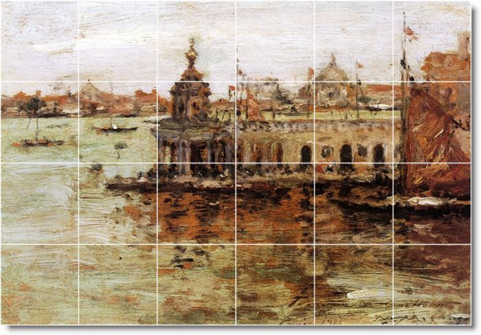 Chase Waterfront Bathroom Floor Murals House Modern Decorating