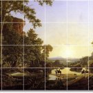 Church Landscapes Kitchen Wall Murals Wall Decorating Ideas House