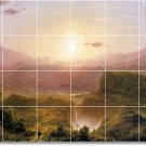 Church Landscapes Dining Wall Wall Mural Room Ideas House Remodel