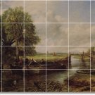 Constable Country Wall Mural Bedroom Idea Remodeling Home Design