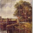 Constable Country Wall Room Dining Tile House Ideas Construction