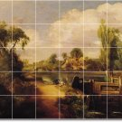 Constable Landscapes Floor Bathroom Murals Ideas Home Decorating