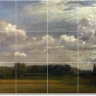 Constable Landscapes Floor Mural Room Dining Residential Remodel