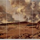 Constable Country Murals Wall Tile Room Interior Decorate Modern