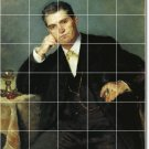Corinth Men Mural Room Wall Tile Remodeling Decorate House Idea