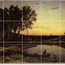 Corot Landscapes Kitchen Mural Backsplash Interior Decor Decor