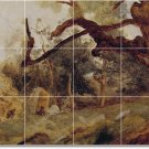 Corot Landscapes Bathroom Tile Wall Shower Remodel Floor Decor