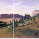 Corot Landscapes Wall Room Living Mural Home Ideas Renovations
