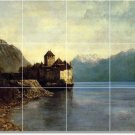 Courbet Waterfront Floor Tile Dining Room Remodel House Decor
