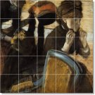 Degas Women Mural Mural Wall Room Tiles House Modern Decorating