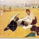 Degas Waterfront Wall Room Murals Wall Home Construction Ideas