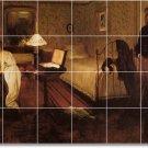 Degas Men Women Mural Room Dining Tiles Home Modern Renovation