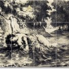 Delacroix Illustration Tiles Room Ideas Commercial Remodeling