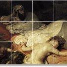 Delacroix Nudes Living Room Tiles Renovations Design Idea Home