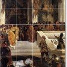 Delacroix Historical Living Room Wall Tiles Ideas House Renovate